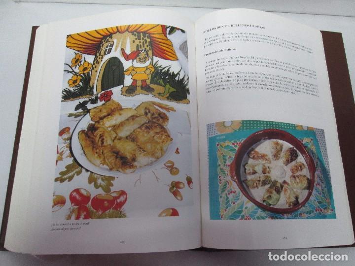 Libros de segunda mano: LAS SETAS EN LA NATURALEZA. TOMO I Y II. RAMON MANDAZA DE ACUÑA. IBERDROLA 1994 Y 1996. VER FOTOS - Foto 28 - 107593479