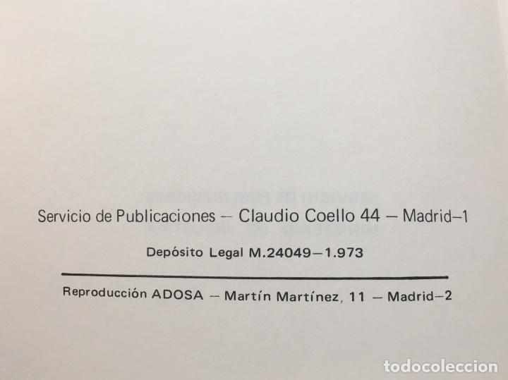 Libros de segunda mano: MAPA DE ROCAS INDUSTRIALES E. 1:200.000: La Coruña. Hoja 1 memoria 2/1 Instituto geológico 1973 - Foto 3 - 107708155