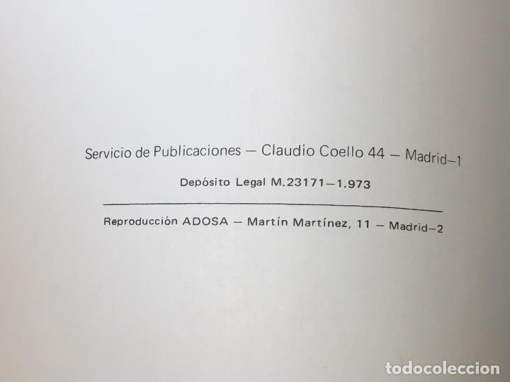 Libros de segunda mano: MAPA DE ROCAS INDUSTRIALES E. 1:200.000: MADRID . Hoja 45 memoria 5/6 INSTITUTO GEOLOGICO 1973 - Foto 3 - 107708559