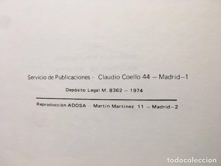 Libros de segunda mano: MAPA DE ROCAS INDUSTRIALES E. 1:200.000: CANGAS DE NARCEA . Hoja 9 memoria 3/2 - Foto 3 - 107708703