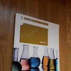 Libros de segunda mano de Ciencias: QUÍMICA 2 - 2º BACHILLERATO. 4ª EDICIÓN (NO CONTIENE CD) / RODRÍGUEZ CARDONA - POZAS MAGARIÑOS. Lote 107835951