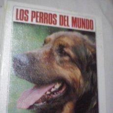 Libros de segunda mano: LIBROS: LOS PERROS DEL MUNDO. EDICIONES URBION, 1983. CON ILUSTRACIONES A COLOR (ABLN). Lote 140063094