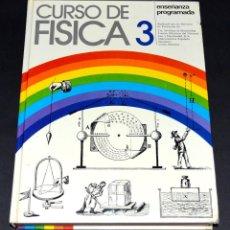 Libros de segunda mano de Ciencias: LIBRO CURSO DE FÍSICA 3. Lote 108221431