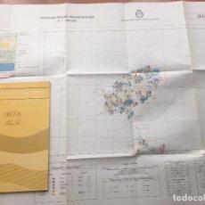 Libros de segunda mano: MAPA DE ROCAS INDUSTRIALES E. 1:200.000: IBIZA . HOJA 65 MEMORIA 9/8 IGME. Lote 108231795