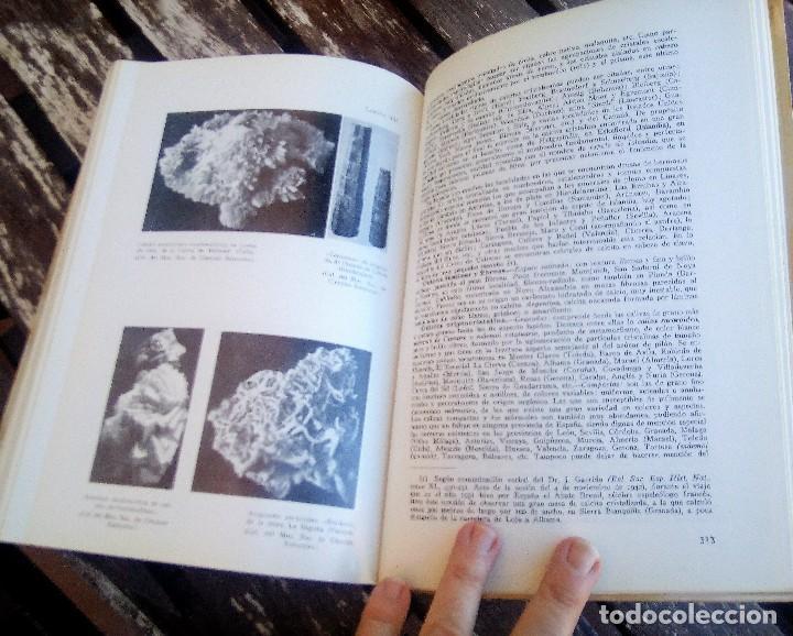 Libros de segunda mano: MINERALOGÍA DESCRIPTIVA. TOMO I. 1973. REIMPRESIÓN CESIC. VER TODAS LAS FOTOS - Foto 10 - 108384199