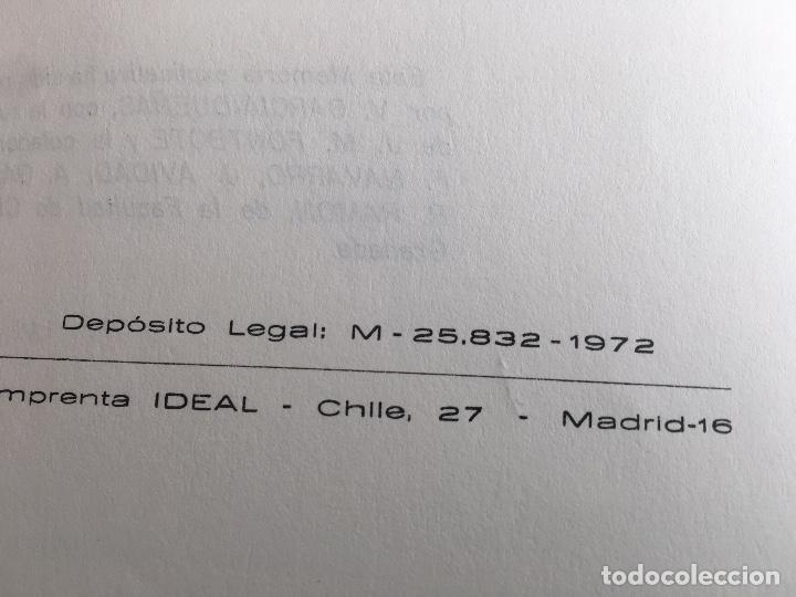 Libros de segunda mano: MAPA GEOLOGICO DE ESPAÑA E: 1:2000000 JAEN IGME PRIMERA EDICION 1972 - Foto 3 - 108462807