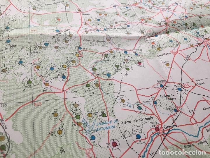 Libros de segunda mano: MAPA DE ROCAS INDUSTRIALES ESCALA 1:200.000 N 72 HOJA 7-9 ELCHE 1971 INV MINERA IGME - Foto 4 - 108703435