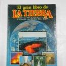 Libros de segunda mano: EL GRAN LIBRO DE LA TIERRA. - TODAS LAS CLAVES DE LA ECOLOGIA Y DE LAS CIENCIAS DE LA TIERRA. TDK320. Lote 108921247