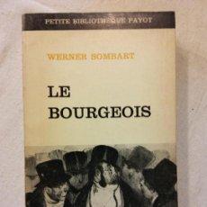Libros de segunda mano: HOS. JEAN ROSTAND. L'HOME. IDEES. EN FRANCES. Lote 109526967