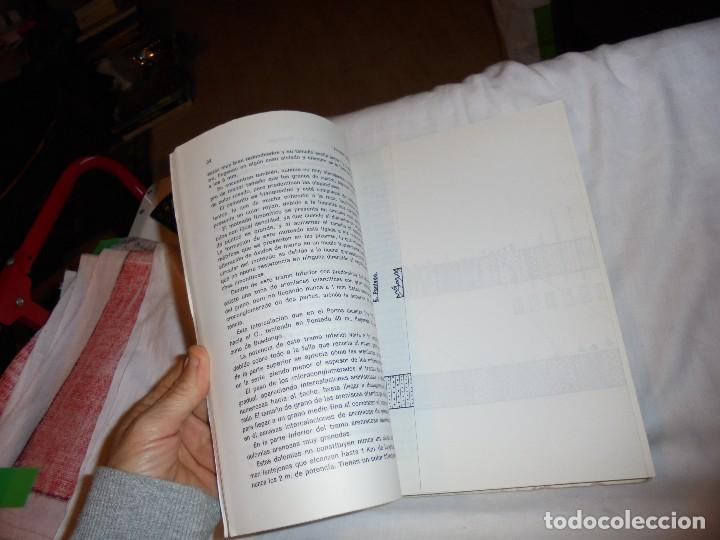 Libros de segunda mano: EL PALEOZOICO INFERIOR Y MEDIO DE LA CORDILLERA CANTABRICA ENTRE LOS RIOS PORMA Y BERNESGA(LEON) - Foto 4 - 109613611