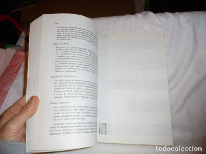 Libros de segunda mano: EL PALEOZOICO INFERIOR Y MEDIO DE LA CORDILLERA CANTABRICA ENTRE LOS RIOS PORMA Y BERNESGA(LEON) - Foto 5 - 109613611