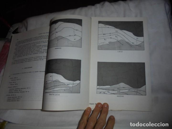 Libros de segunda mano: EL PALEOZOICO INFERIOR Y MEDIO DE LA CORDILLERA CANTABRICA ENTRE LOS RIOS PORMA Y BERNESGA(LEON) - Foto 7 - 109613611