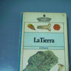 Libros de segunda mano: LA TIERRA - I O.EVANS. Lote 110222155