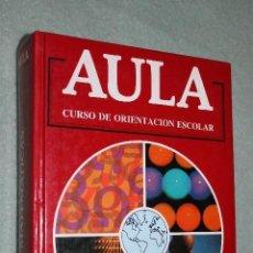 Libros de segunda mano de Ciencias: CURSO DE ORIENTACION ESCOLAR, AULA, MATEMATICAS, 1987. Lote 110478535