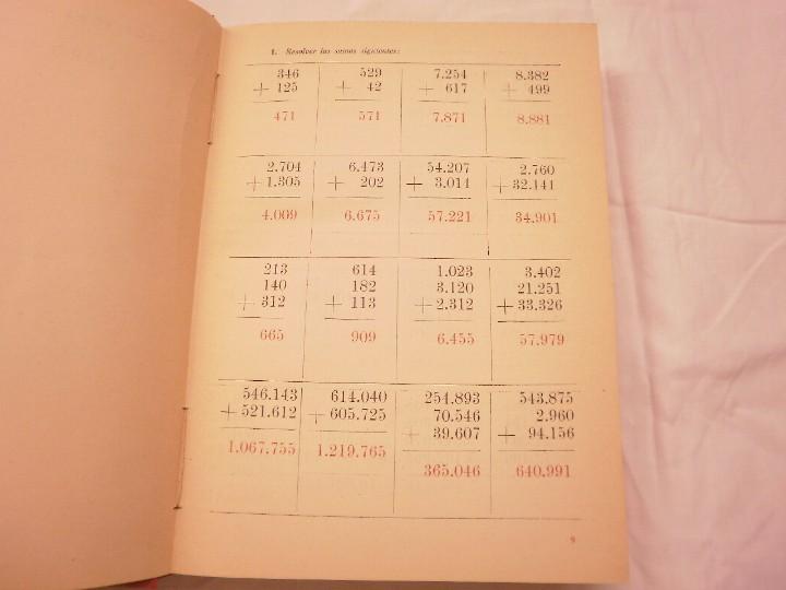 Libros de segunda mano de Ciencias: PROBLEMAS ESCOLARES HERNANDO 1957 - Foto 4 - 110573911
