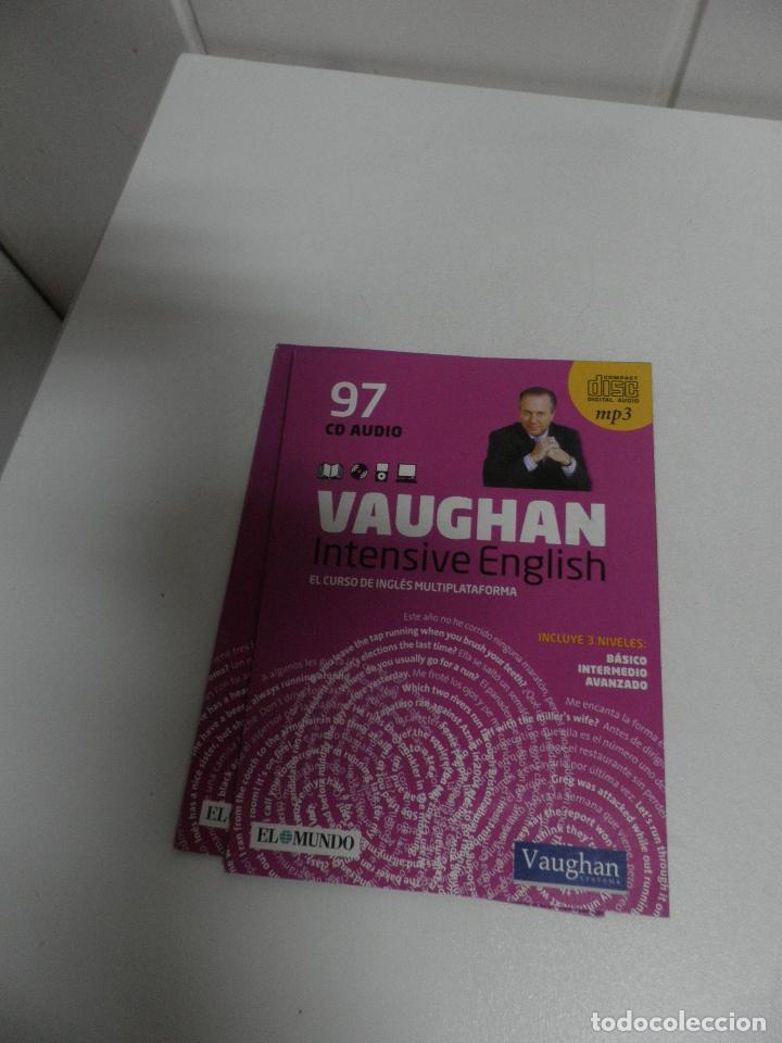 Libros de segunda mano: Disponibles varios números del curso Vaughan Intensive English a 1 € cada uno - Foto 3 - 110759131