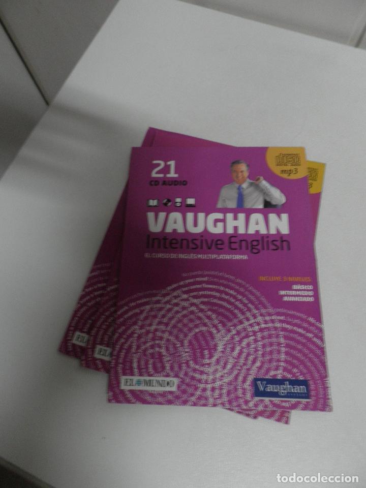 Libros de segunda mano: Disponibles varios números del curso Vaughan Intensive English a 1 € cada uno - Foto 4 - 110759131