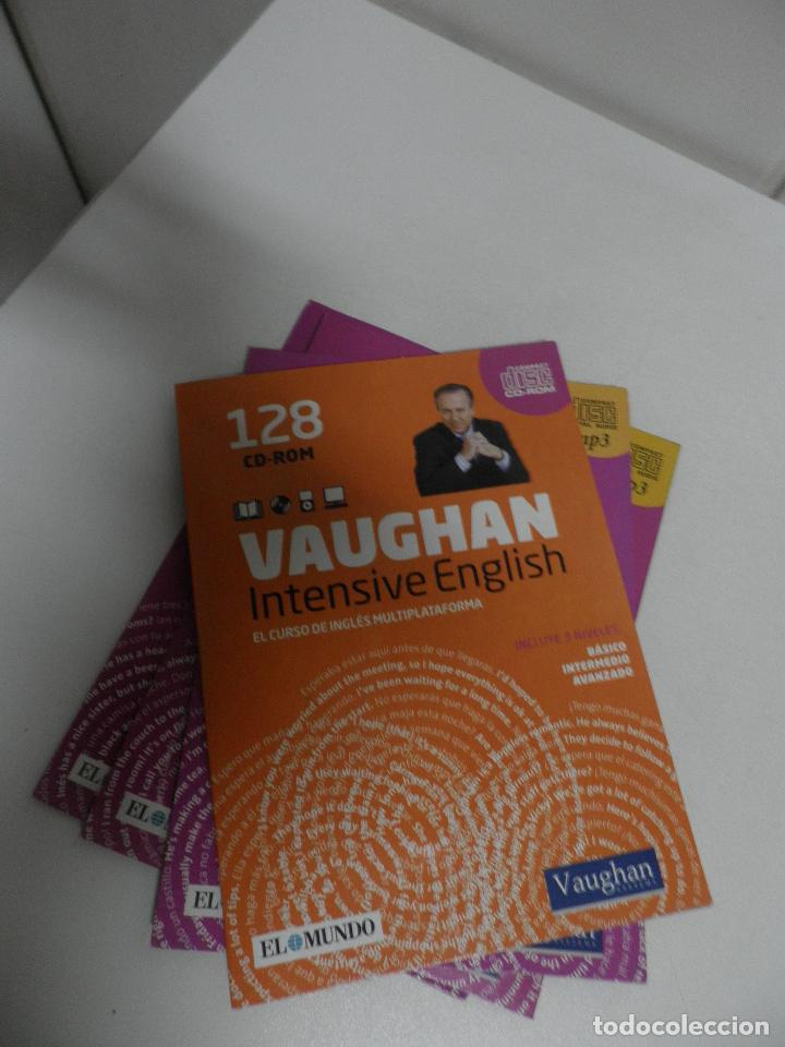 Libros de segunda mano: Disponibles varios números del curso Vaughan Intensive English a 1 € cada uno - Foto 5 - 110759131