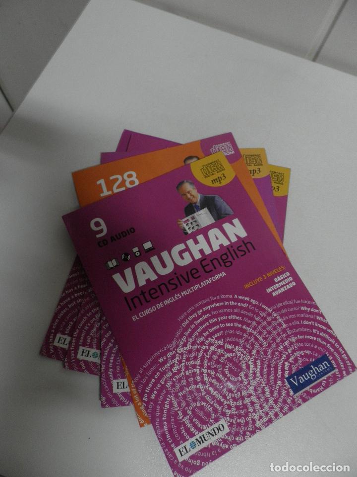 Libros de segunda mano: Disponibles varios números del curso Vaughan Intensive English a 1 € cada uno - Foto 6 - 110759131