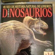 Libros de segunda mano: EL LIBRO DE LOS DINOSAURIOS -MUSEO DE HISTORIA NATURAL DE LONDRES -REFM3E1. Lote 110816131