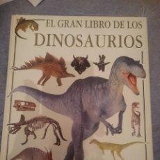Libros de segunda mano: EL GRAN LIBRO DE LOS DINOSAURIOS - DAVID LAMBERT -ED. EL PAIS AGUILAR --REFM3E1. Lote 110816331