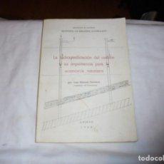 Libros de segunda mano: LA HIDROGASIFICACION DEL CARBON Y SU IMPORTANCIA PARA LA ECONOMIA ASTURIANA.JOSE MANUEL PERTIERRA . Lote 110930019