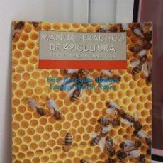 Libros de segunda mano: MANUAL PRACTICO DE APICULTURA PARA LAS ISLAS CANARIAS, FELIX HENRIQUEZ JIMENEZ Y OTRO.CANARIAS 1989.. Lote 111497287
