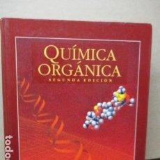 Libros de segunda mano de Ciencias: QUÍMICA ORGÁNICA. POR K. PETER C. VOLLHARDT Y NEIL E. SCHORE. EDICIONES OMEGA. Lote 111523059