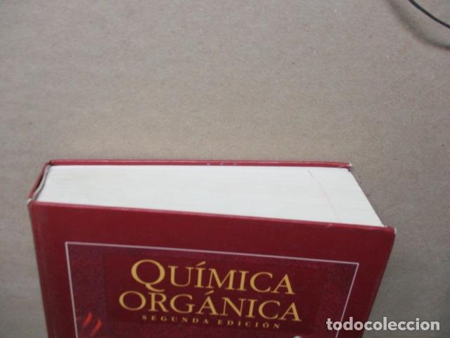 Libros de segunda mano de Ciencias: Química Orgánica. Por K. Peter C. Vollhardt y Neil E. Schore. Ediciones Omega - Foto 2 - 111523059