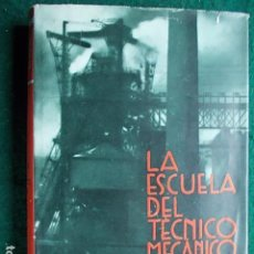Libros de segunda mano de Ciencias: LA ESCUELA DEL TÉCNICO MECÁNICO. HIDRÁULICA.MOTORES HIDRÁULICOS.BOMBAS EDIT. LABOR 3ª EDICIÓN. Lote 111561899