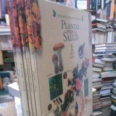 Libros de segunda mano: PLANTAS PARA LA SALUD 6 TOMOS GUIA PLANTAS MEDICINALES , C.SOTOMAYOR. Lote 111711859