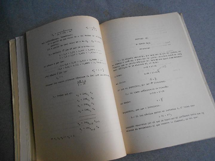 Libros de segunda mano de Ciencias: PROBLEMAS DE CALCULO INFINITESIMAL - Foto 3 - 111796055