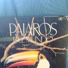 Libros de segunda mano: PAJAROS DEL MUNDO - RUPERT O. MATTHEVVS - EDITORS S.A. - 1992. Lote 111799259