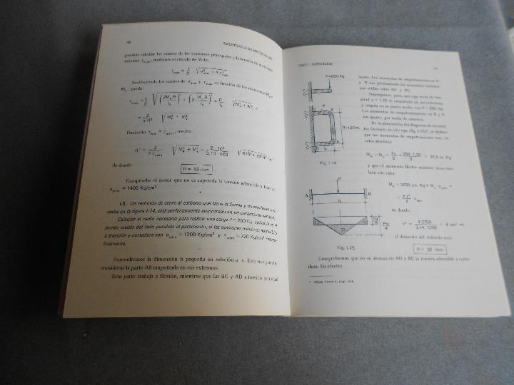 Libros de segunda mano de Ciencias: RESISTENCIA DE MATERIALES. TOMO II - Foto 3 - 111805023