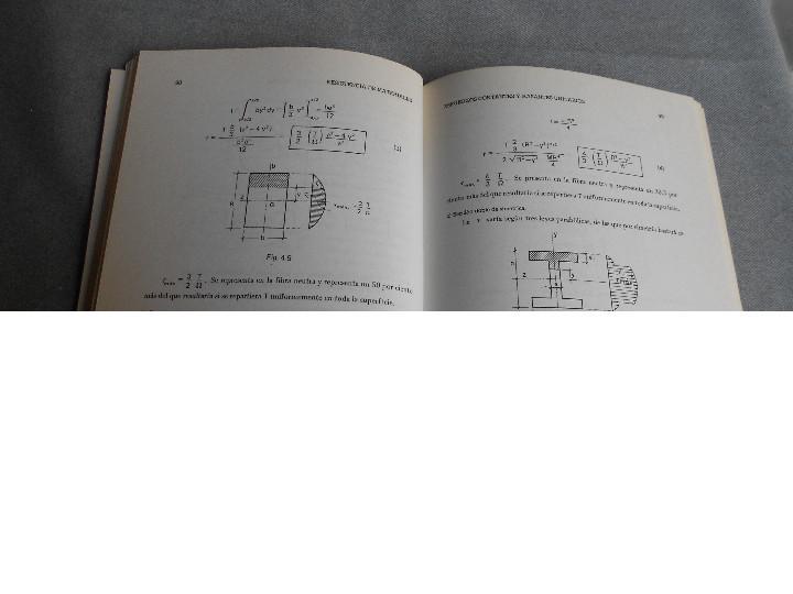 Libros de segunda mano de Ciencias: RESISTENCIA DE MATERIALES. TOMO II - Foto 5 - 111805023