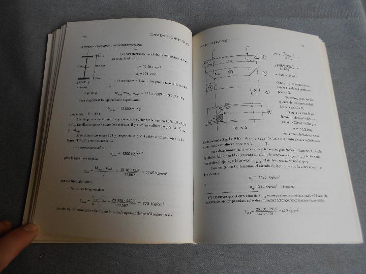 Libros de segunda mano de Ciencias: RESISTENCIA DE MATERIALES. TOMO II - Foto 6 - 111805023