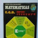Libros de segunda mano de Ciencias: MATEMÁTICAS REPASO PARA EVALUACIONES DE EGB AÑO 1979. Lote 112164014