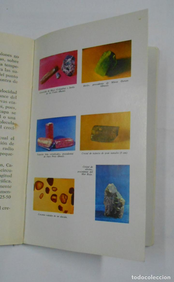 Libros de segunda mano: CRISTALES Y GEMAS. INTRODUCCIÓN BÁSICA A LA GEMOLOGÍA RODRIGUEZ MARTINEZ, JULIO. TDK18 - Foto 2 - 113012895