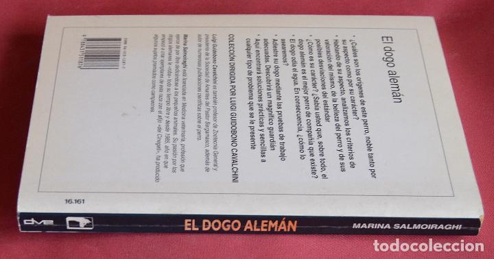 Libros de segunda mano: EL DOGO ALEMAN - EDITORIAL DE VECCHI - PERROS DE RAZA - Foto 2 - 113574931