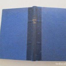 Libros de segunda mano: A. L. LEPIGRE. INSECTES DU LOGIS ET DU MAGASIN. RM85791. . Lote 113667391