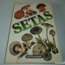 Libros de segunda mano - Libro SETAS.Ultramar. - 113685415