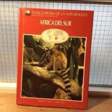 Libros de segunda mano: ÁFRICA DEL SUR - ENCICLOPEDIA DE LA NATURALEZA - ADENA / WWF. Lote 113698831