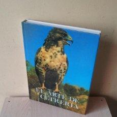 Libros de segunda mano: FELIX RODRIGUEZ DE LA FUENTE - EL ARTE DE CETRERIA - LIBRERIA NORIEGA MÉXICO PRIMERA EDICIÓN 1986. Lote 113816807