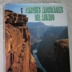 Libros de segunda mano: PARQUES NACIONALES DEL MUNDO - GIUSEPPE GRAZZINI (EI). Lote 113936771