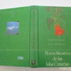 Libros de segunda mano: DAVID BRAMWELL, ZOË I. BRAMWELL. FLORES SILVESTRES DE LAS ISLAS CANARIAS. RM85845. . Lote 114337963