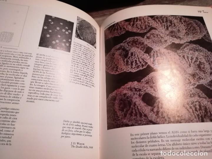 Libros de segunda mano de Ciencias: Potencias de diez. Sobre el tamaño relativo de los objetos del universo - Philip y Phylis Morrison. - Foto 6 - 114345171