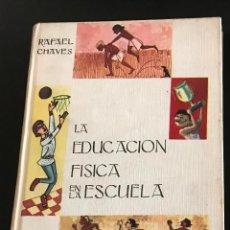 Libros de segunda mano de Ciencias: TECNICA DE LA EDUCACION FISICA. TOMO II . Lote 114363491