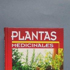 Libros de segunda mano: PLANTAS MEDICINALES. ED. SUSAETA. Lote 114482563