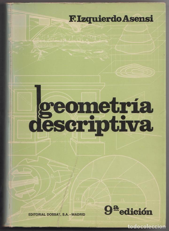 Geometría descriptiva - Vendido en Venta Directa - 114580155