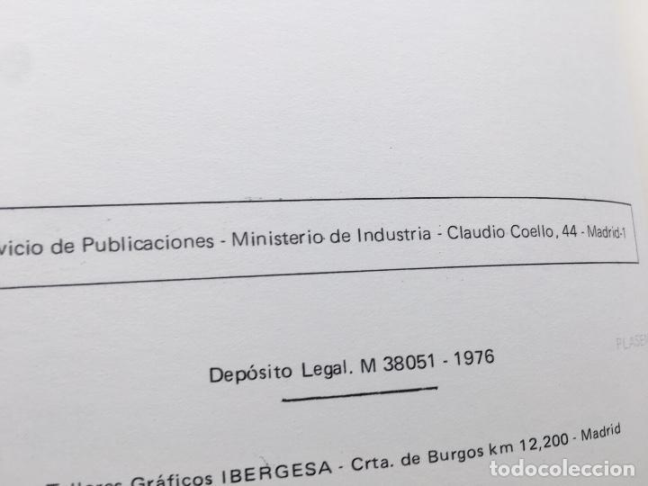 Libros de segunda mano: MAPA GEOTECNICO GENERAL PLASENCIA HOJA 3-6 43 MINISTERIO DE INDUSTRIA IGME 1976 - Foto 3 - 114683539